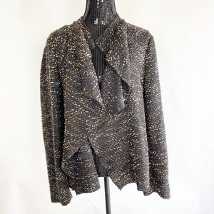 Coldwater Creek Womens Size XL Cardigan Jacket Kni